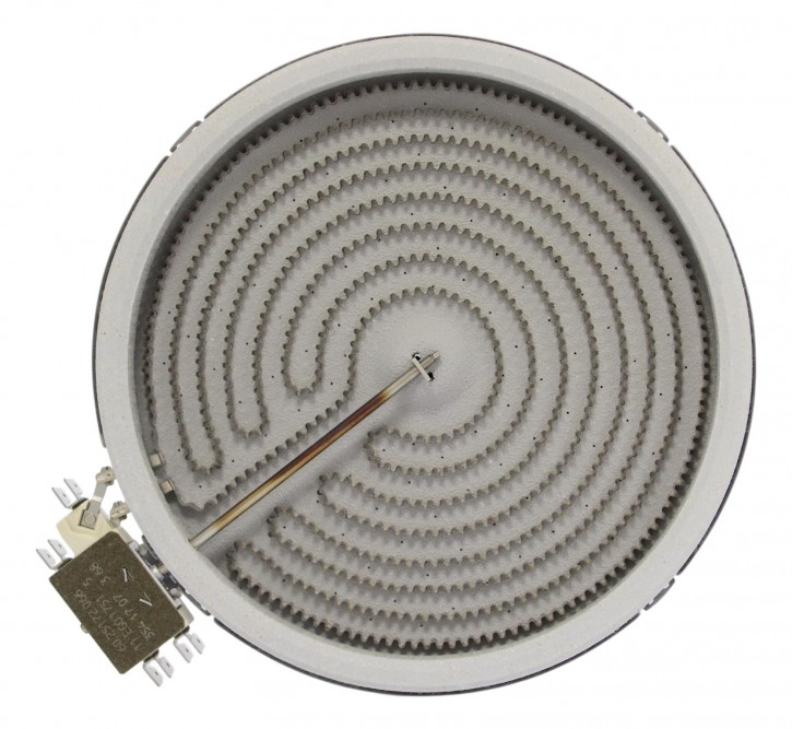 10.51113.038 HiLight-Heizkoerper 2200 Watt 230 Volt Einkreis