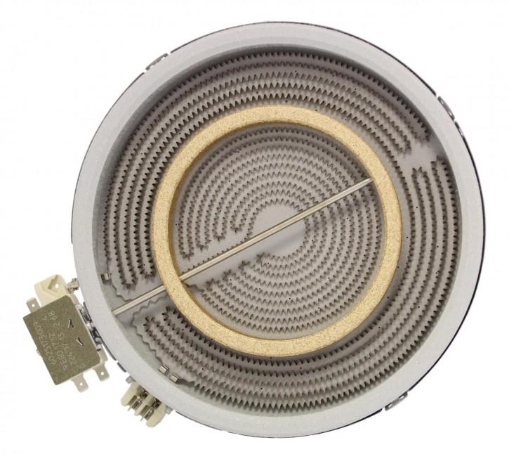 10.51211.004 HiLight-Heizkörper 2200/750 Watt 230 Volt Zweikreis