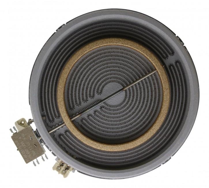 10.51216.406 HiLight-Heizkörper 2200 Watt 400 Volt Zweikreis