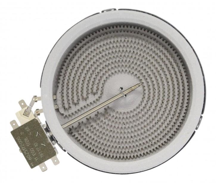 10.54111.004 HiLight-Heizkörper 1200 Watt 230 Volt Einkreis