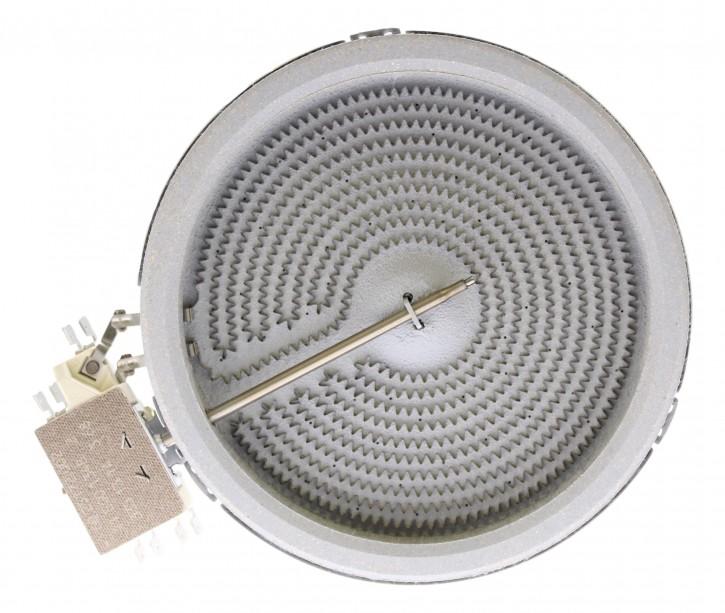 10.54116.064 HiLight-Heizkörper 1200 Watt 230 Volt Einkreis