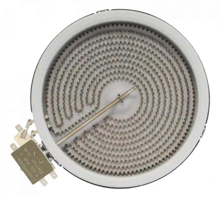 10.58111.004 HiLight-Heizkörper 1800 Watt 230 Volt Einkreis