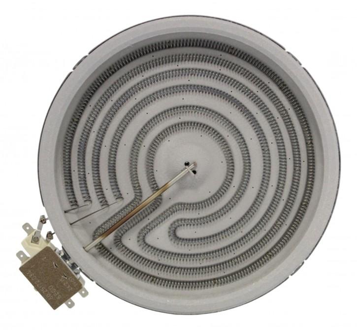 10.71631.004 EGOnomic-Heizkörper 2100 Watt 230 Volt Einkreis