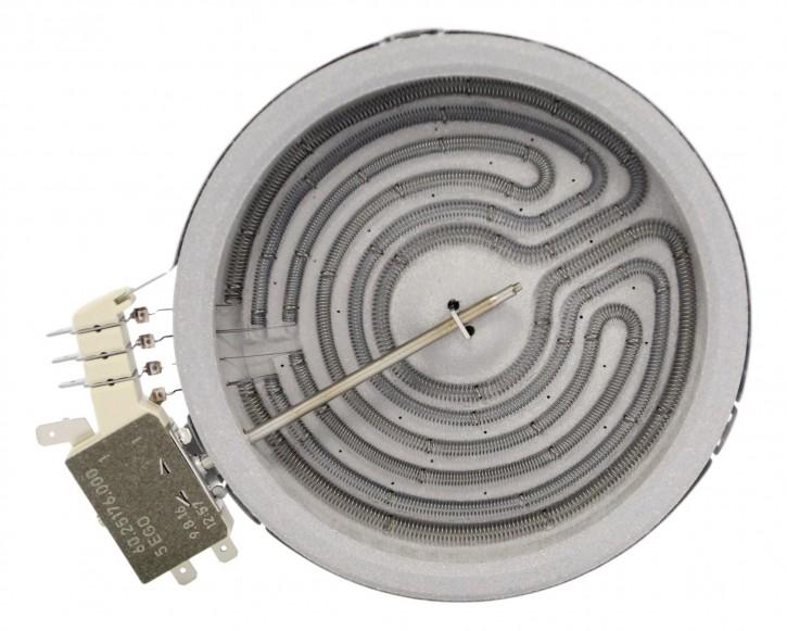 10.74431.004 EGOnomic-Heizkörper 1200 Watt 230 Volt Einkreis