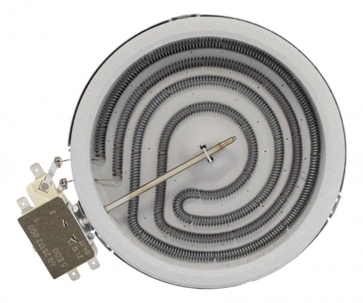 10.74631.004 EGOnomic-Heizkörper 1200 Watt 230 Volt Einkreis