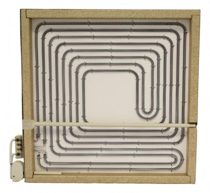 10.77823.006 Großküchen-SHK 4000 Watt 400 Volt ohne Topferkennung mit Steckanschluss