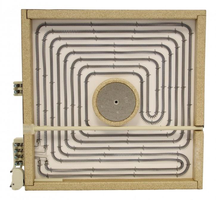 10.77843.006 Großküchen-SHK 4000 Watt 400 Volt mit Toperkennung und Steckanschluss