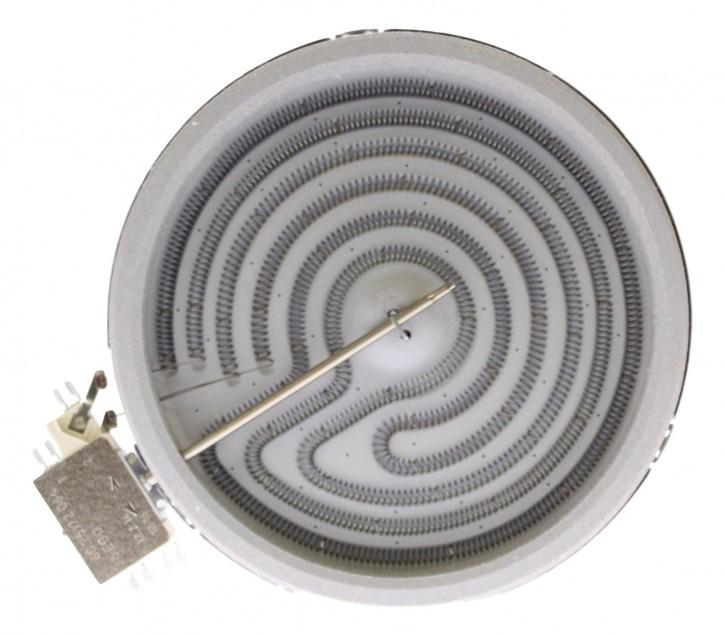 10.78636.004 EGOnomic-Heizkörper 1700 Watt 230 Volt Einkreis
