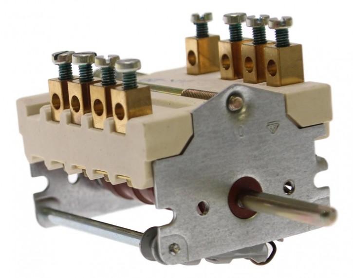 43.41832.020 Drehwinkel-Schalter mit Hohlachse 4-polig