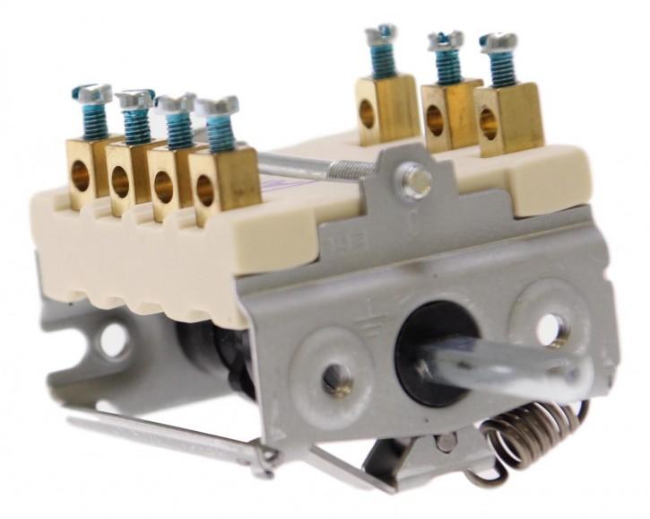 49.24215.000 4-Takt-Schalter 2-polig mit Signalkontakt mit Schraubanschluss