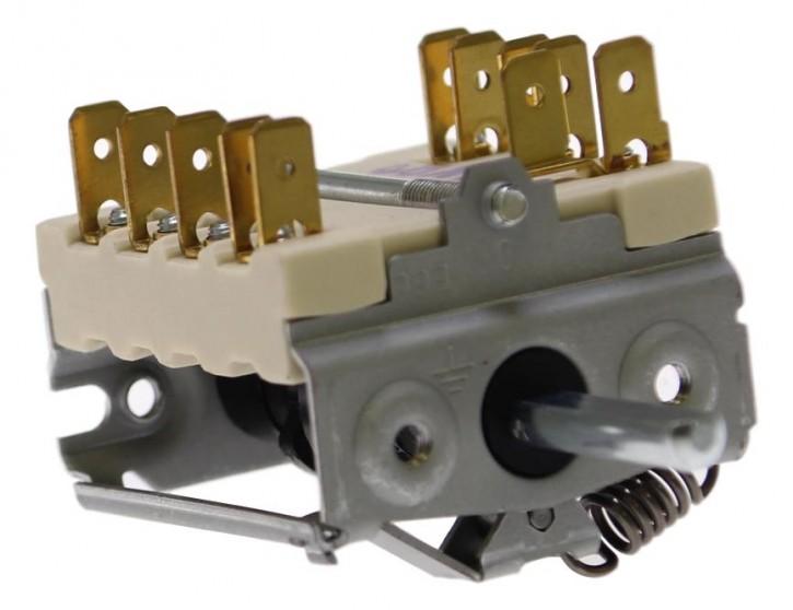 49.24215.520 4-Takt-Schalter 2-polig mit Signalkontakt mit Steckzungen