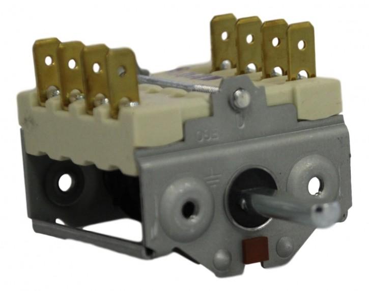 49.42015.500 Ein-Aus-Schalter 4-polig mit Steckzungen