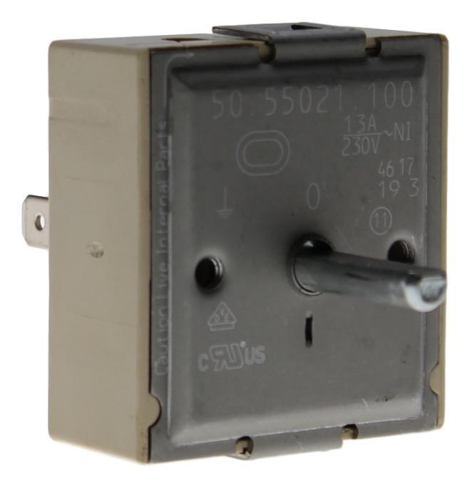 50.55021.100 Energieregler 13 Ampere 230 Volt Zweikreis