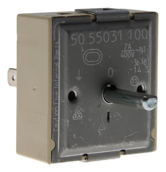50.55031.100 Energieregler 7 Ampere 400 Volt Zweikreis