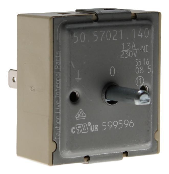 50.57021.140 Energieregler 13 Ampere 230 Volt Einkreis mit Achse 18mm