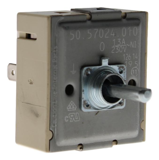 50.57024.010 Energieregler 13 Ampere 240 Volt Einkreis mit Zentralbefestigung