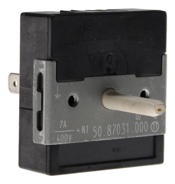 50.87031.000 Energieregler 7 Ampere 400 Volt Zweikreis